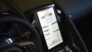 Driver Monitor System (DMS) CES 2015 detalle