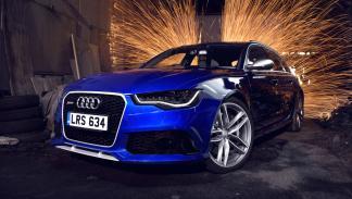 mejores familiares deportivos Audi RS6 Avant