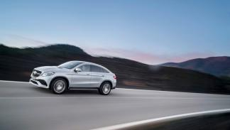 Mercedes GLE 63 AMG Coupé lateral