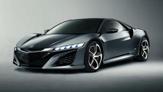 coches más esperados 2015 Honda NSX