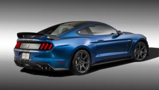 Ford Mustang Shelby GT350R 2016 - 2