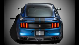 Ford Mustang Shelby GT350R 2016 - 4