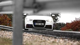 Audi A1 quattro frontal
