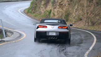 Chevrolet Corvette C7 Stingray zaga
