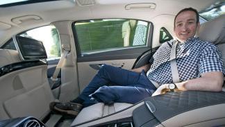 Mercedes-Maybach S 600 redactor