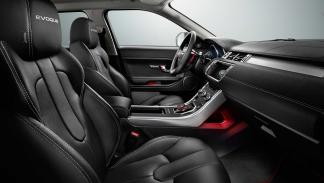 Range Rover Evoque British Edition interior