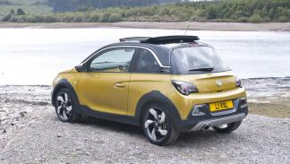 cinco coches estética SUV Opel Adam Rocks ZAGA