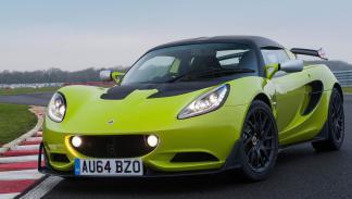 Lotus Elise S Cup verde