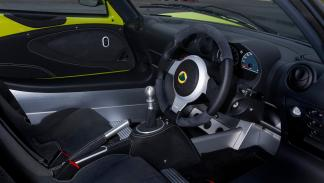 Lotus Elise S Cup interior