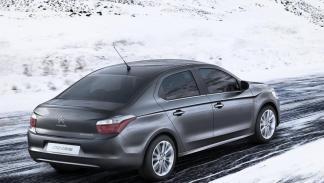 Citroën C-Elysée trasera