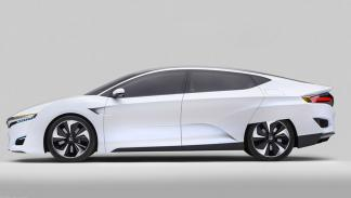 Honda FCV Concept lateral