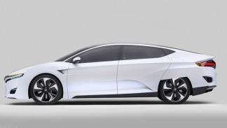 Honda FCV Concept lateral