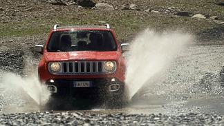 coches para campo capacidades sorprendentes Jeep Renegade