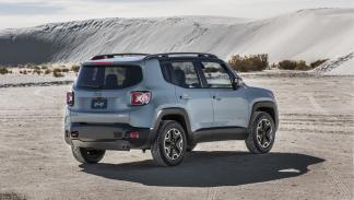 coches para campo capacidades sorprendentes Jeep Renegade zaga