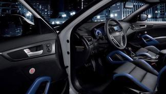 Hyundai Veloster 2015 interior