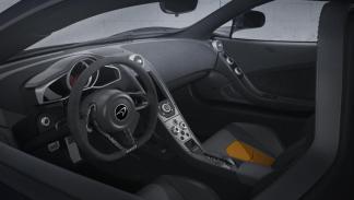 McLaren 650S Le Mans interior