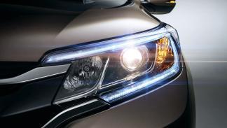 Honda CR-V detalle faro