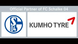 Kumho Tyre, patrocinador del FC Schalke 04