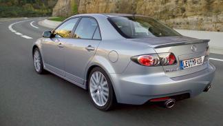 Mazda 6 MPS - Trasera
