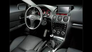 Mazda 6 MPS - Interior