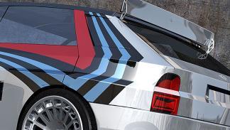 Lancia Delta HF Integrale virtual pilotos