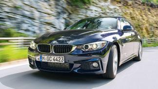 Audi S5 Sportback vs. BMW 435i Gran Coupé, BMW dinamica