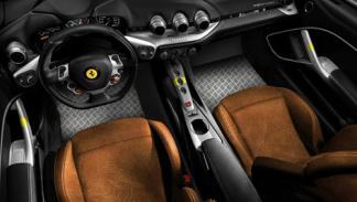 Ferrari F12 Tour de France 1964 interior