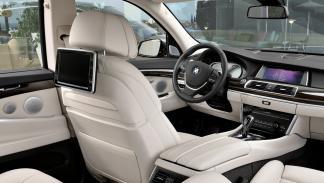 coches para gordos BMW Serie 5 GT zaga