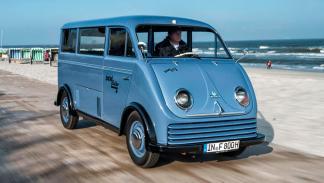 DKW 1956 restaurada