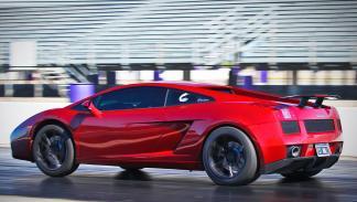 Lamborghini Gallardo de Dallas Performance lateral