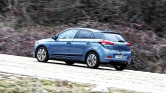 Hyundai i20 2014 dinámica