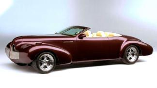 Buick Blackhawk Concept - línea lateral