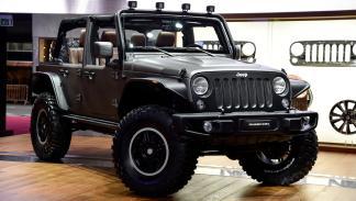 coches para tunear Jeep Wrangler