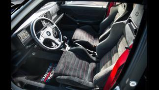 Lancia Delta Integrale Martini - Interior