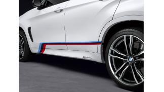 Pack M Performance 2015 para el BMW X5 y el BMW X6