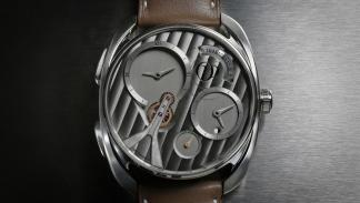 Reloj concept de Pecqueur Conceptuals porPeugeot Design Lab detalle 2