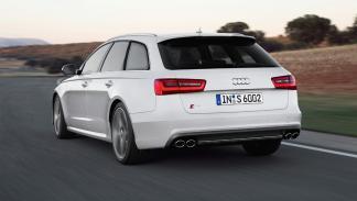 coches para dormir dentro Audi Avant