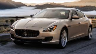 coches para bodas Maserati Quattroporte