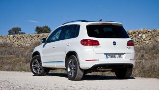 Volkswagen Tiguan CityScape trasera