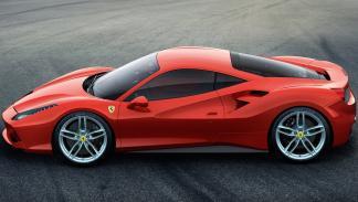 Ferrari 488 GTB lateral