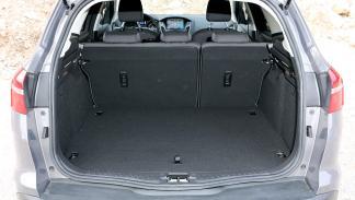 Ford Focus Turnier interior maletero