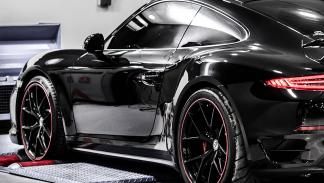 Porsche 911 de PP Performance detalle