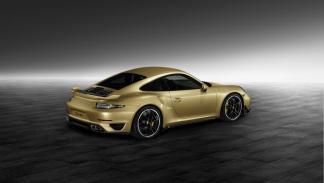 Kit aerodinámico del Porsche 911 Turbo trasera