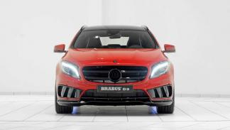 Mercedes GLA 220 CDI por Brabus frontal