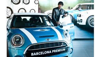Andrés Velencoso embajador Mini de Barcelona Premium 3