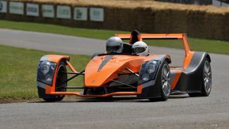 coches más locos Caparo T1