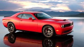 coches más locos Dodge Hellcat