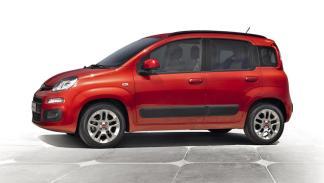 Fiat Panda lateral
