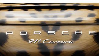 Adidas personaliza un Porsche 911 4
