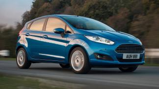 coches para universitarios Ford Fiesta